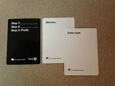 Example Of Cards Against Humanity Why I Quit Playing Cards Against Humanity The Daily Dot
