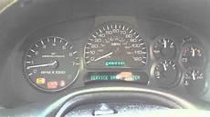 2004 Gmc Envoy Reset Oil Change Light Abs Anti Brake System Light Quick Fix 1 Of 5 Gm