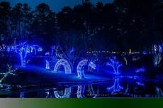 Garvan Woodland Gardens Christmas Lights 2018 Arkansas Sightseeing 9 Cities In State With Holiday Light