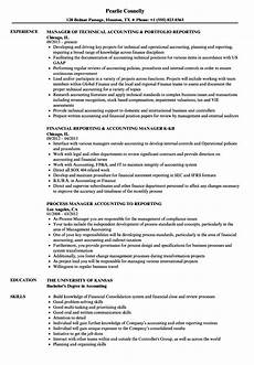 Accounting Manager Resume 15 Accounting Manager Resume Example Resume Layout