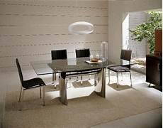 waves collection modern luxury dining table