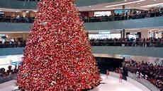 Galleria Tree Lighting 2018 Dallas Galleria 2015 Christmas Tree Lighting Youtube