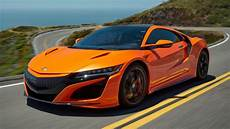 2019 acura nsxs 2019 acura nsx debuts at monterey revised styling more