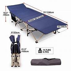redc folding cing cots for adults heavy duty 28
