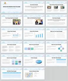 Powerpoint Template Professional Professional Powerpoint Template Consistent Color Theme