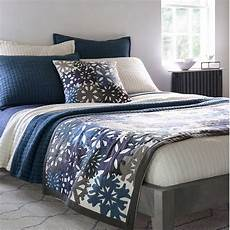 mineral applique bed scarf pine cone hill
