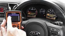 Kia Spectra Check Engine Light Kia Check Engine Warning Light Reset Nt510 Youtube