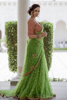 Light Green With Pink Saree Mono Net Saree In Light Green Colour