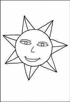 Window Color Malvorlagen Sonne Mond Und Sterne Sonne Mond Und Sterne Malvorlagen Und Window Color Bilder