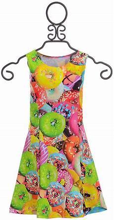 Flowers By Zoe Size Chart Flowers By Zoe Tank Dress With Doughnuts Size Xl12 14