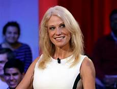 kellyanne conway looks incredible after flawless makeover