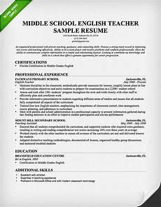 Resume Samples For Teacher Teacher Resume Samples Amp Writing Guide Resume Genius