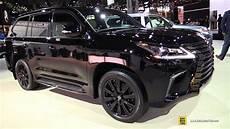 lexus lx 2019 interior 2019 lexus lx 570 exterior and interior walkaround