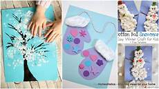 17 boredom buster winter crafts for toddlers
