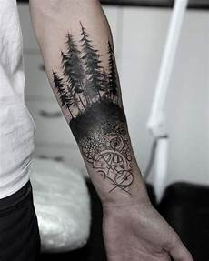 Forest Arm Design 40 Creative Forest Designs And Ideas Tattooadore