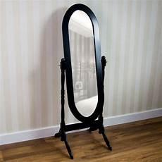 Vida Designs Nishano Cheval Mirror Free Standing Length vida designs nishano black cheval mirror wilko