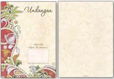 gambar undangan pernikahan kosong kata kata mutiara