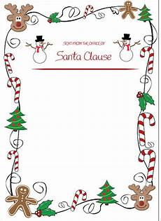 Microsoft Word Christmas Letter Template 13 Christmas Letter Templates Word Apple Pages Google