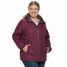 Zeroxposur Jacket Size Chart Plus Size Zeroxposur Insulated Midweight Jacket
