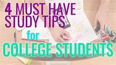 College Study Tips For Freshmen Best Study Tips For College Students 2019 Youtube