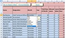 Salary Format Excel Sheet Download Salary Sheet Excel Template Payroll Template