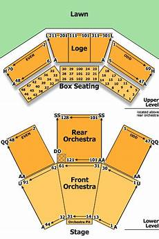 Wolf Trap Seating Chart Seat Numbers Wolf Trap Farm Park Amphitheater Google Search Map