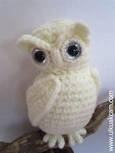 amigurumi owl amigurumi snowy owl pattern