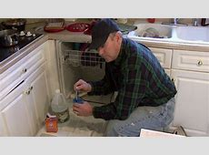 Home Improvements & Maintenance : How to Fix a Dishwasher