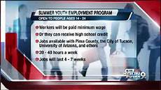 Summer Employment Summer Youth Employment Program Accepting One News Page