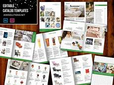 Catalogue Templates Free Product Catalog Id07 Stationery Templates Creative Market
