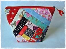 necessaire patchwork m artes elo7