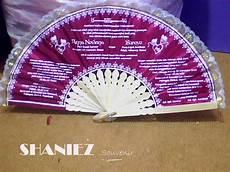 tempat undangan kipas shaniez jogja souvenir handicraft undangan