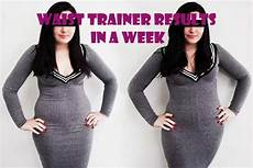 waist trainer results in a week amazing results happen