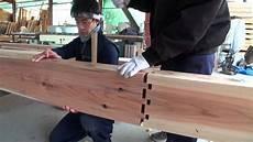 de madera estructura de madera japonesa