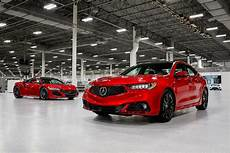 2020 acura tlx pmc edition acura launches handcrafted pmc edition models in new