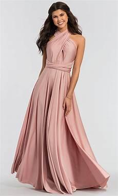 kleinfeld convertible bodice bridesmaid dress