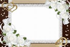 Wedding Page Border Fancy Wedding Border Png Transparent Images Png All