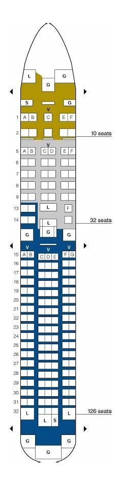 767 Jet Seating Chart United Airlines Aircraft Seatmaps Airline Seating Maps