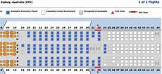 747 400 Seating Chart United Airlines United Swaps Out 747 For 777 On Australia Flights Plus