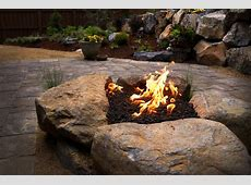 Paver Patio and Gas Fire Pit Install   Newport Ave Landscaping