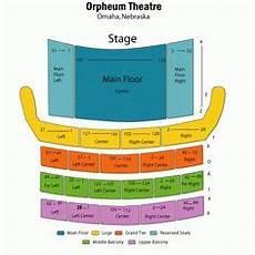 Orpheum Theater Seating Chart Omaha Ne 15 Best Of Orpheum Theater Omaha Seating Chart Orpheum
