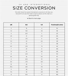 Conversion Chart Men S Shoes Childrens Shoe Size Conversion Chart Next Official Site