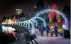 Deer Park Plano Tx Christmas Lights Lights At Lafarge Winter Lights Display 187 Vancouver Blog