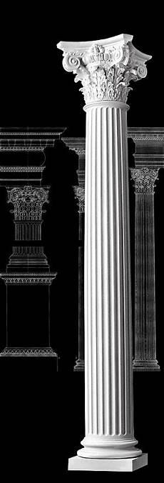 Composite Column Design Columns Fluted Composite Order Wood Columns 1 800 486 2118