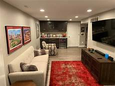 Premier Home Design And Remodeling Lower Level Remodel In Wildwood By Premier Home Design And