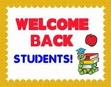 Welcome Back Poster Make A Welcome Back To School Poster School Poster Ideas
