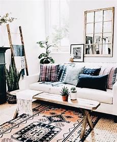 boho bohemian home living room decor chic living room