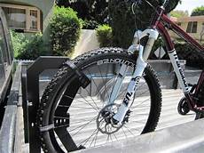wheel wally truck bike rack straps the wheel for