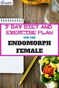7 day proven diet and exercise plan for endomorph females