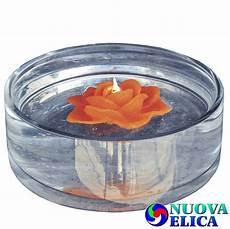 candela galleggiante candela fiore galleggiante aroma lone emporio nuova elica